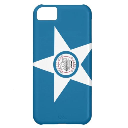 Houston Flag iPhone 5C Cover