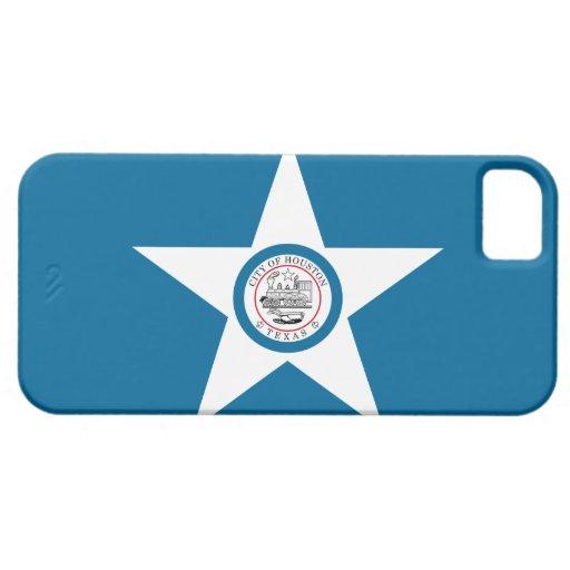 Houston Flag iPhone 5 Cover