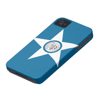 Houston Flag Case-Mate iPhone 4 Case
