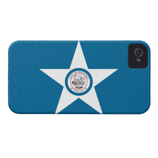 Houston Flag iPhone 4 Case