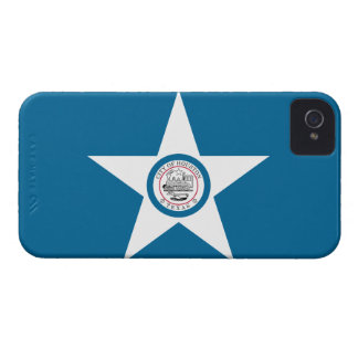Houston Flag iPhone 4 Case-Mate Case