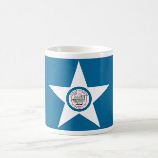 Houston Flag Coffee Mug