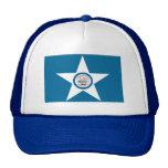 Houston Flag Trucker Hat