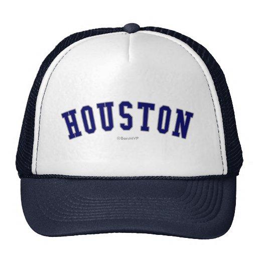 Houston Gorras
