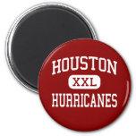 Houston - Hurricanes - High - Houston Minnesota Refrigerator Magnet