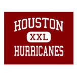 Houston - Hurricanes - High - Houston Minnesota Postcards