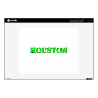 Houston Laptop Decal