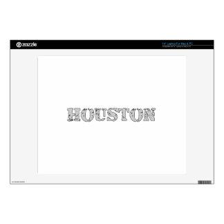 Houston Laptop Skins