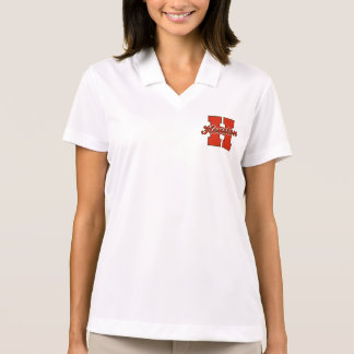 Houston Letter Polo Shirt