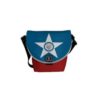 Houston Messenger Bag