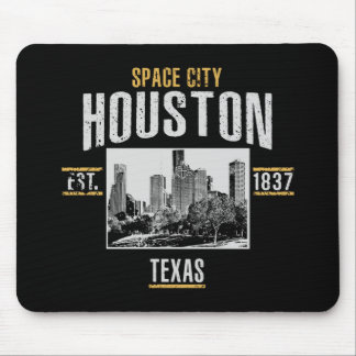 Houston Mouse Pad