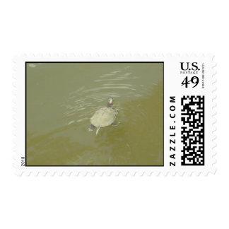 Houston Park Postage Stamp