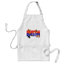 Houston Pics Adult Apron