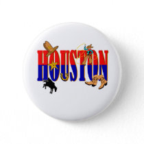 Houston Pics Pinback Button