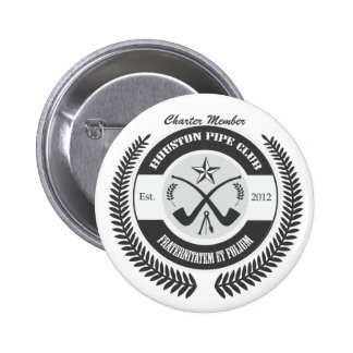 Houston Pipe Club Button