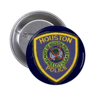 HOUSTON POLICE BUTTONS