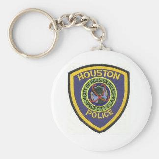 HOUSTON POLICE KEY CHAINS