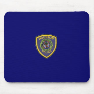 HOUSTON POLICE MOUSE PAD