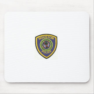 houston police mouse pads