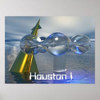Houston ! poster