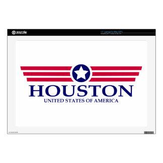 "Houston Pride 17"" Laptop Skin"