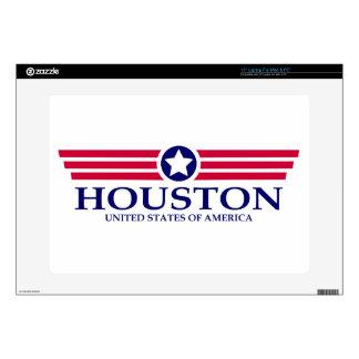 Houston Pride Laptop Skin