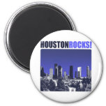 Houston Rocks! Magnets