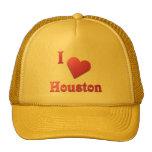 Houston -- Rosas fuertes Gorros