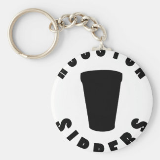 houston-sippers keychain
