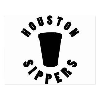 Houston-sippers Tarjetas Postales
