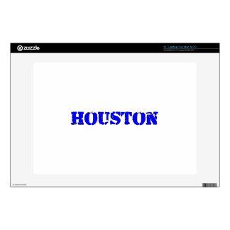 Houston Skin For Laptop