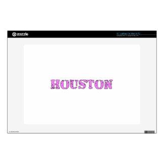 """Houston Skins For 13"""" Laptops"""