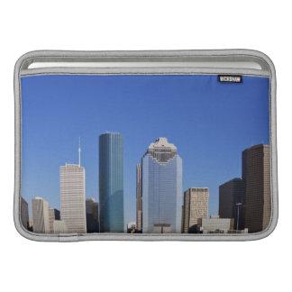 Houston Skyline MacBook Air Sleeves