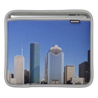 Houston Skyline iPad Sleeve