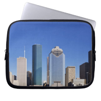 Houston Skyline Computer Sleeve