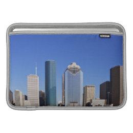 Houston Skyline MacBook Sleeve