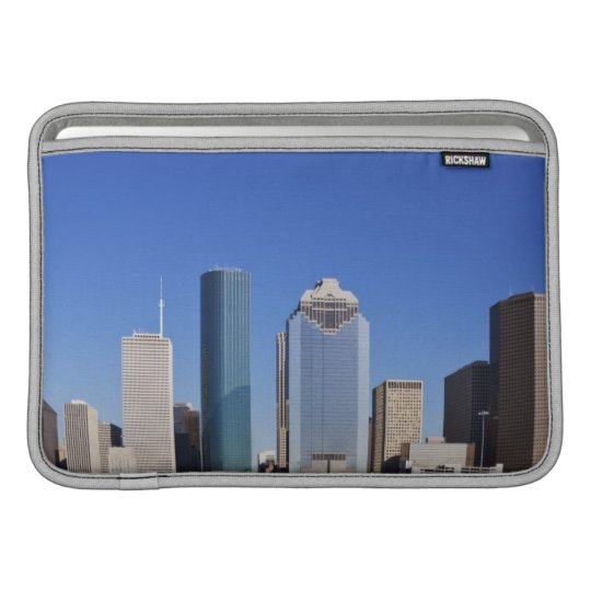 Houston Skyline MacBook Sleeve