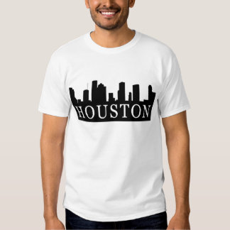Houston Skyline T-shirts