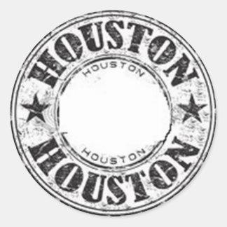 Houston Sticker
