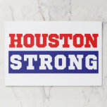 Houston Strong Texas Pride Paper Pad