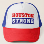 Houston Strong Texas Pride Trucker Hat