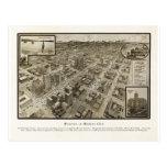 Houston Tejas en 1912 Tarjeta Postal