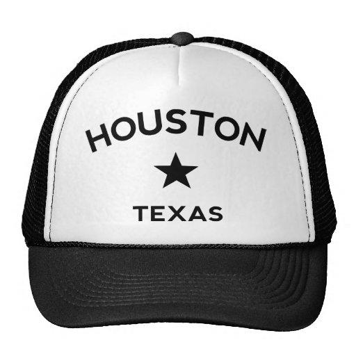 Houston Tejas Gorros