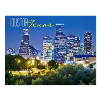 Houston, Tejas, los E.E.U.U. Postales