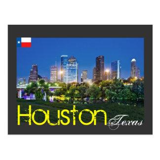 Houston, Tejas, los E.E.U.U. Tarjetas Postales
