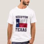 Houston Tejas Playera