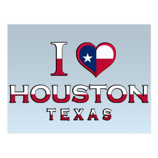 Houston, Tejas Postal
