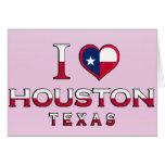Houston, Tejas Tarjeta