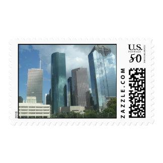 Houston Texas CBD Postage