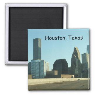 Houston, Texas Fridge Magnet